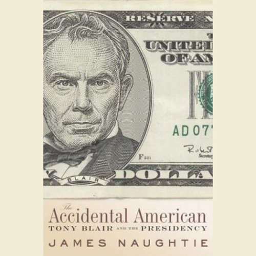 The Accidental American cover art