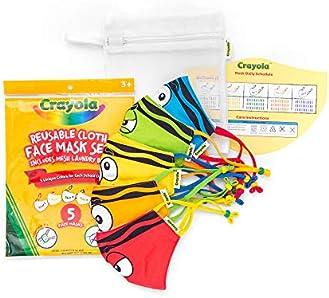 20% off on Crayola Kids Face Masks
