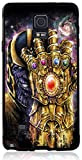 Marvel Avengers Infinity War Thanos Hard Phone Case Cover for Samsung S9 Plus