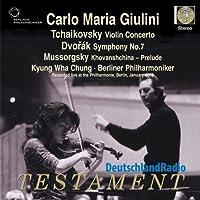 Violin Concerto / Symphony No 7 by Tchaikovsky (2010-02-09)