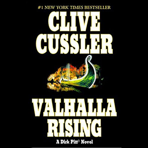 Valhalla Rising Audiobook By Clive Cussler cover art