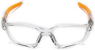 466004e999 Gafas De Ciclismo Lentes Transparentes Sin Prescripción Gafas Ópticas  Visión Nocturna Clara TR90 Protección UV Templo