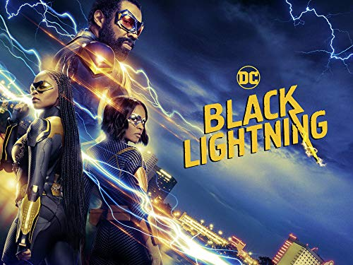 Black Lightning: Season 4