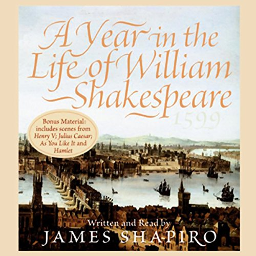 A Year in the Life of William Shakespeare cover art
