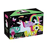 Unicorns Glow-in-the-dark Puzzle: 100 Pieces
