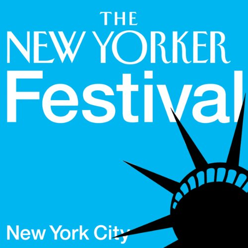The New Yorker Festival cover art