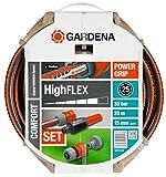 Gardena 18074-26 Conjunto Estándar, 20 m de largo, 15 mm