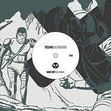 Techno Alienation Six