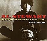 Songtexte von Al Stewart - To Whom It May Concern: 1966–1970