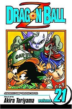 Dragon Ball Z, Vol. 21: Tournament of the Heavens