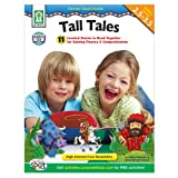 Tall Tales, Grades 2 - 5: 11 Leveled Stories to Read Together for Gaining Fluency and Comprehension (Partner Read-Alouds)