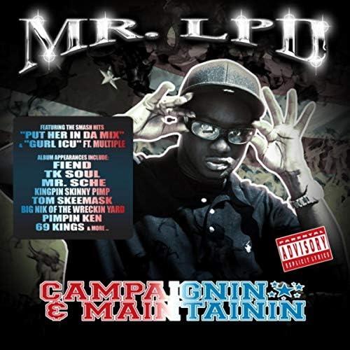 Mr. LPD