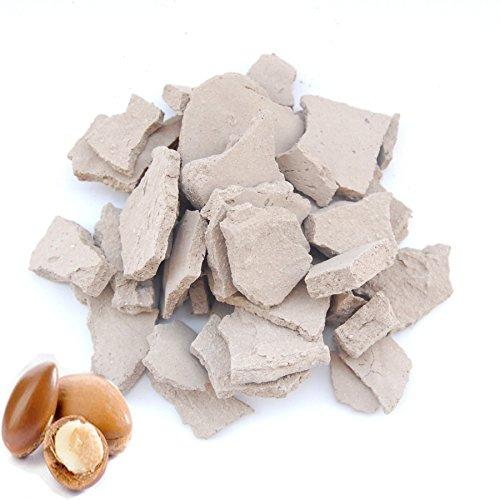Balla - Rhassoul Ghassoul à la poudre d'Argan bio et naturel Poids - 200g