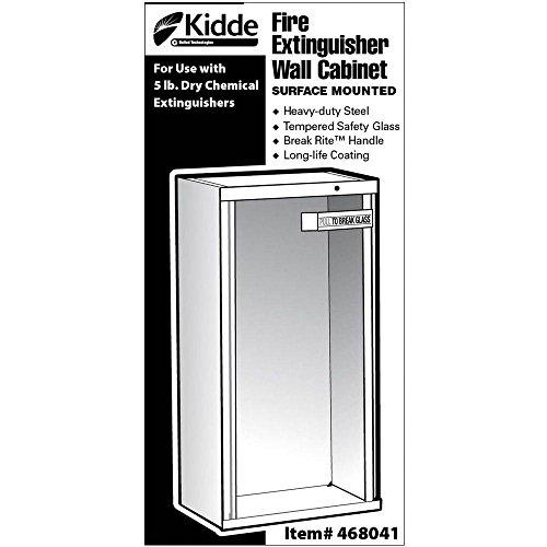 Kidde 468041 Cabinet, 5 Pound