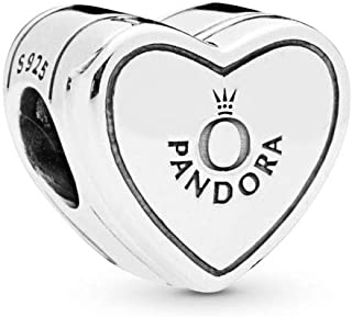 Our Promise 925 Sterling Silver Charm - 798072CZ