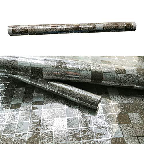 Polly Online Küche Tapete Küche Backsplash Aufkleber Fliese Wand Papier (Länge 200cm)