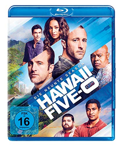 Hawaii Five-0 (2010) - Season 9  (5 BRs) (+ Bonus-Blu-ray)