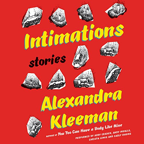 Intimations  By  cover art