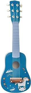 DEWEL Kids Ukulele Toy Guitar for Toddlers, Baby Kids Cute Guitar Rhyme Developmental Musical Instrument Educational Toy