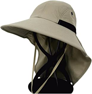 George Jimmy Sombrero Elegante de la protección Solar del Vaquero al Aire Libre Que Pesca/Sombrero del canotaje para Men-02