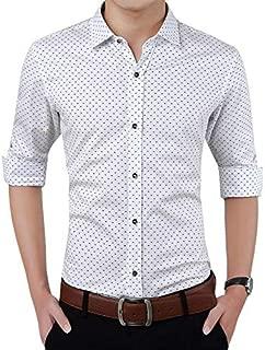 Romano Men's Cotton Casual Shirt in 6 Colors