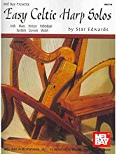 [(Easy Celtic Harp Solos: Irish, Manx, Bretton, Hebridean, Scottish, Cornish, Welsh)] [ By (author) Star Edwards ] [March,...