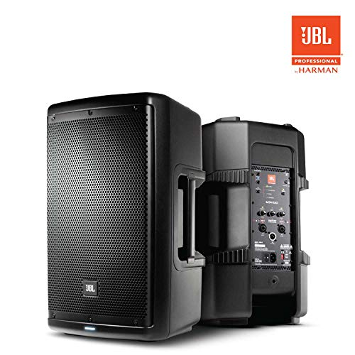 JBL Professional EON610 Portable 2-Way Multipurpose Self-Powered Sound Reinforcement, 10-Inch