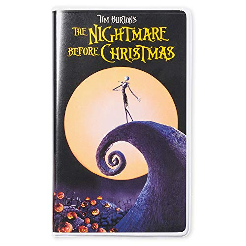 Disney Tim Burton's The Nightmare Before Christmas ''VHS Case'' Journal