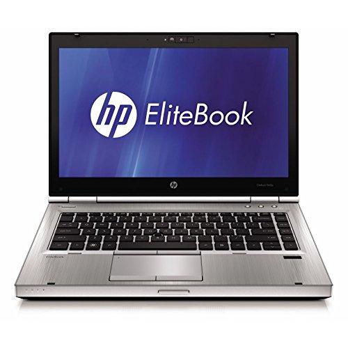 HP EliteBook 8460p–Windows 10–i54GB 250GB–14–Ordenador portátil ocasión