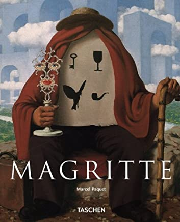 Rene Magritte 1898-1967: Thoughts Rendered Visible (Basic Art) by Paquet, Marcel (2000) Paperback