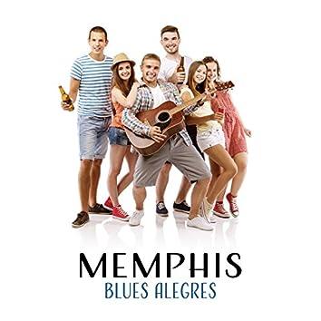 Memphis - Blues Alegres, Melhor Música Mood para Sessão Noturna, Ritmos de Rock, Baladas de Guitarra Elétrica