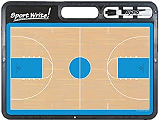Sport Write Pro Basketball Dry-Erase Board (with half-court feature)