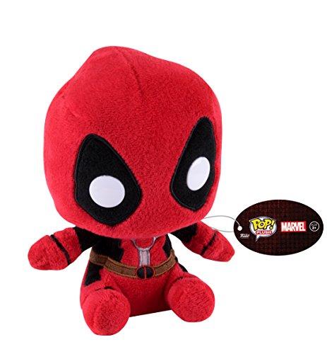Marvel Funko Pop-Plüschfigur Deadpool