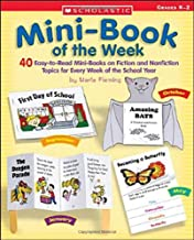 Mini-Book of the Week: 40 Easy-to-Read Mini-Books on Fiction and Nonfiction Topics for Every Week of the School Year