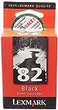 Lexmark 18L0032E - Cartucho Tinta, Color Negro