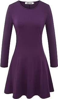 purple mini dress daphne