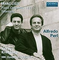 リスト:ピアノ協奏曲第1番, 第2番/死の舞踏(パール/BBC響/クライツベルク)