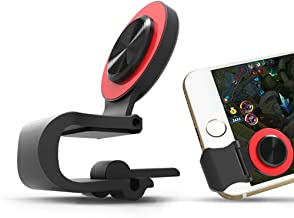 Mobile Phone Joystick Gaming Controller,Aim Keys L1R1 and Gamepad Rules of Survival,Cellphone Game Trigger,Battle Royale S...