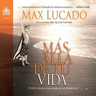 Más allá de tu vida [Beyond Your Life] audiobook cover art