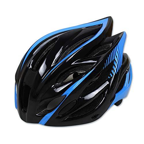 EDWARD & CO. Casco deportivo para bicicleta ajustable a la juventud, suave y de seguridad con diseño de ventilación, ciclismo, patinaje, scooter, hoverboard