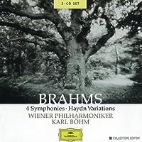 Brahms: 4 Symphonies / Variations by Christa Ludwig (2002-10-08)