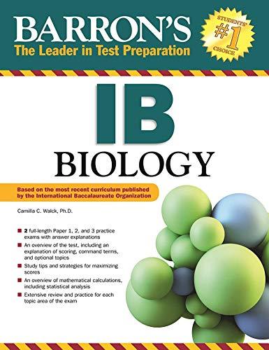 Barrons Ib Biology