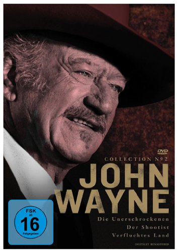 John Wayne Collection - Box 2 [3 DVDs]