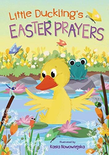 Little Duckling's Easter Prayers (English Edition)