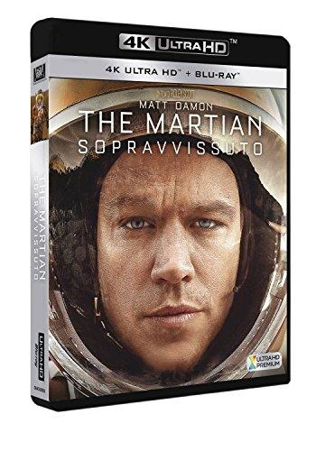 The Martian Uhd (4K Ultra Hd + Blu-Ray)