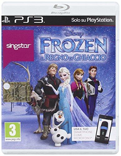 Sony Entertainment Sw Ps3 9862413 Singstar Frozen