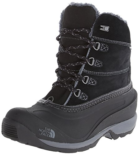 The North Face T0CM69, Botas de Senderismo para Mujer, Marrón/Verde, 39 EU