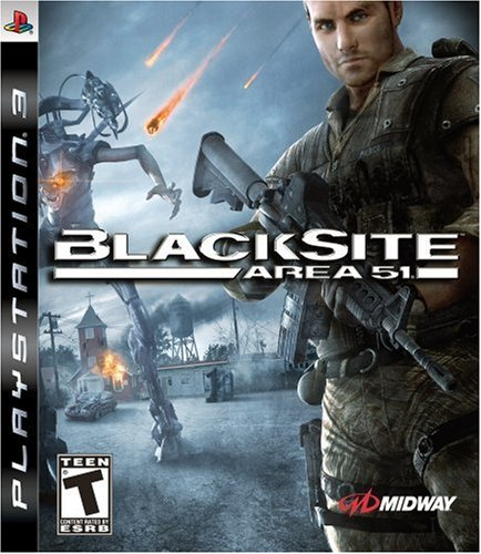 Blacksite: Area 51(輸入版)