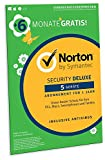 Norton Security Deluxe 2019 | 5 Geräte | 18 Monate Laufzeit| Schutz für PC/Mac/iOS/Android |...