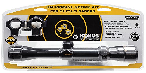 CVA AA2005 Scope Kit w/Medium Mounts